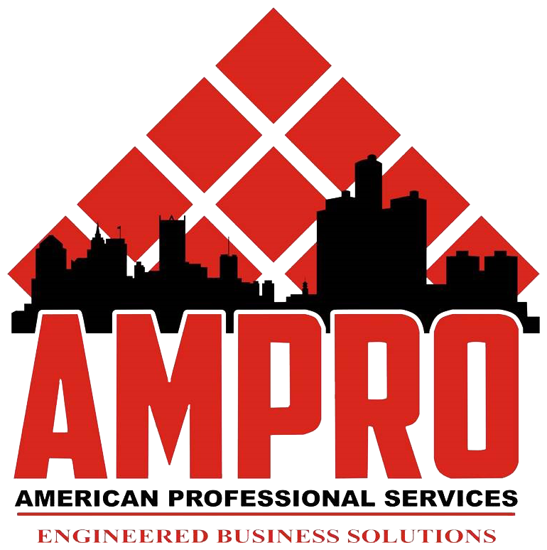 Ampro LLC's Logo